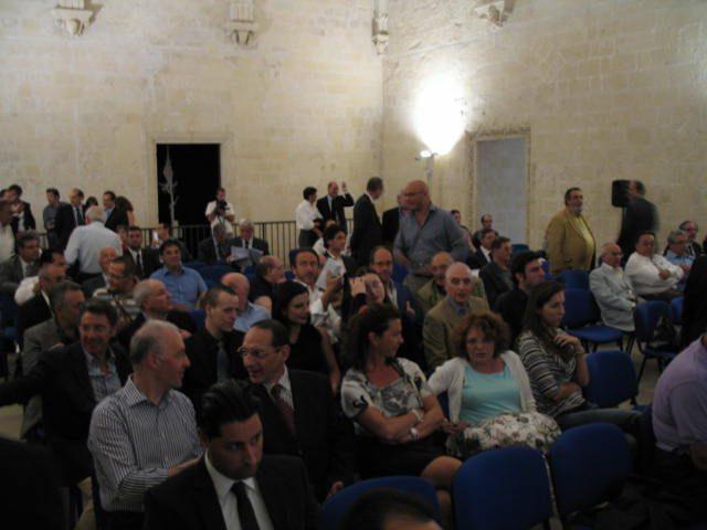 Conv. Collegio Cir. a Lecce 26 Giugno 2010