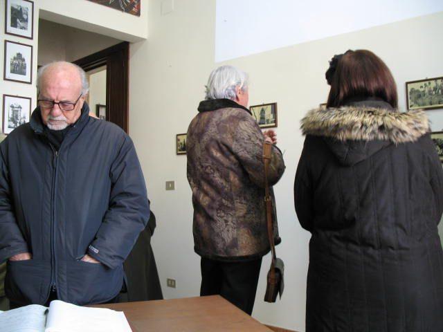Galatina - 19 Dicembre 2010 - Museo Taranta